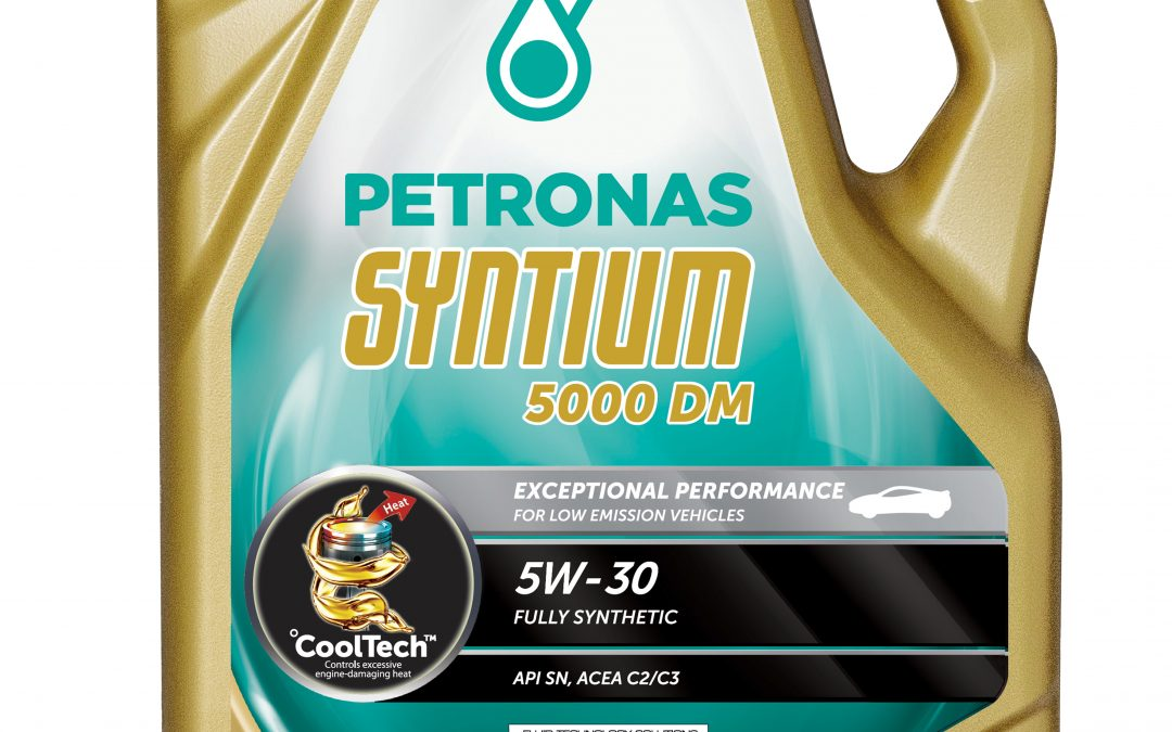 PETRONAS LUBRICANTS: PRODUCTS ON STAGE