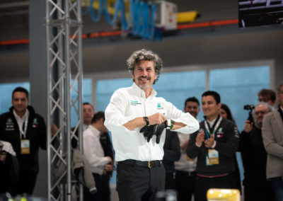 PETRONAS_InnerCoolEvent_Guiseppe D_Arrigo competes in the Pit Stop challenge_220219_LR