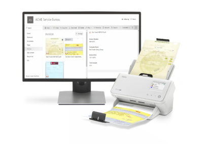 WW_Alaris INfuse AX Scanner product photography - BPO, Service Bureau