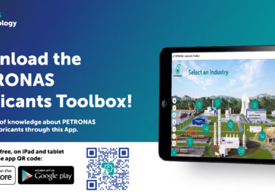 PETRONAS Lubricants Toolbox Banner
