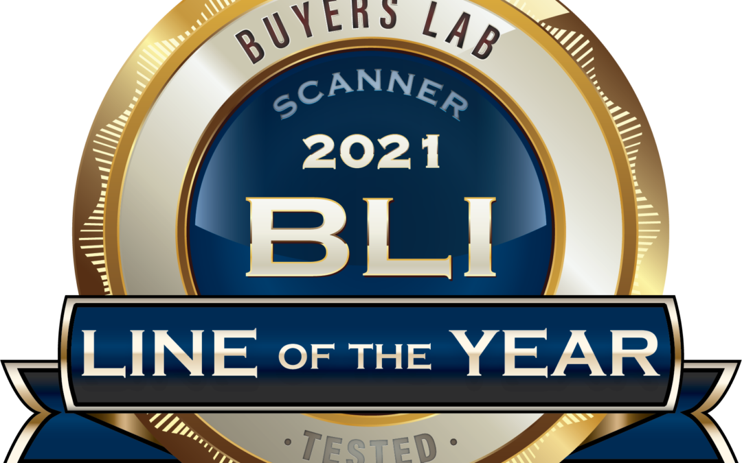 Kodak Alaris erhält den BLI 2021 Scanner Line of the Year Award von Keypoint Intelligence